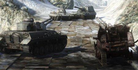 Как играть в World of Tanks, если играть не умеешь. Часть первая