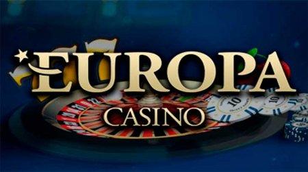 Казино Европа — онлайн клуб, в котором можно играть бесплатно!