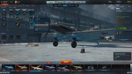 Новые сведения по игре World of Warplanes