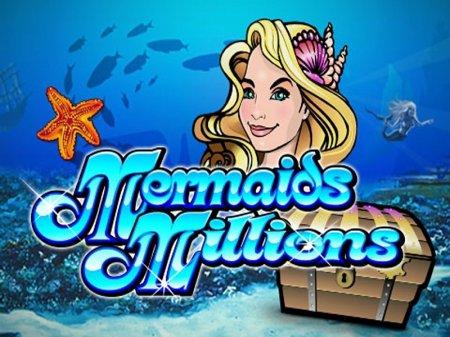 Mermaids Millions в казино Вип Вулкан