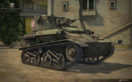 Обзор премиумного легкого советского танка ЛТП