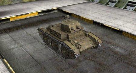T7 Combat Car. Информация о танке