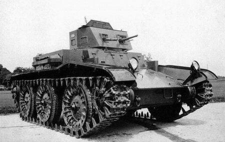 Характеристики T7 Combat Car