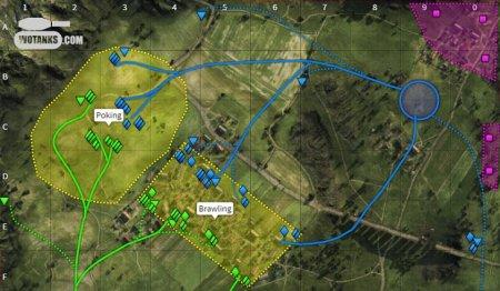 Основы тактики в «World of Tanks»