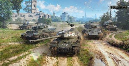 World of Tanks: как обучить нанимаемый экипаж