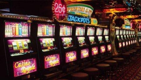 Играем в игровые автоматы в казино на деньги с выводом
