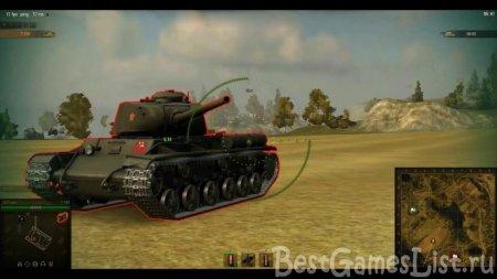 КВ 85. Особенности танка