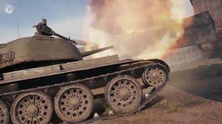Новые обновления в Word of Tanks 2020