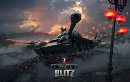 World of Tanks Blitz. Секреты