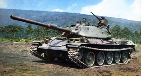 Обзор японского среднего танка STB-1. Первая часть