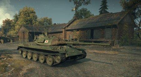 Обзор японского среднего танка STB-1. Вторая часть