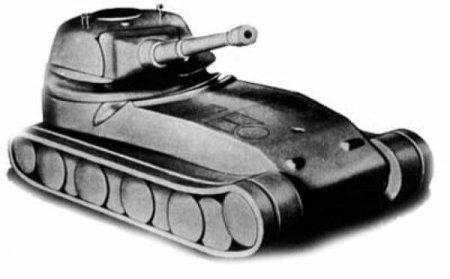 Дополнительное оборудование VK 72.01