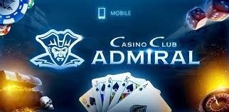 Играть на деньги в казино Адмирал