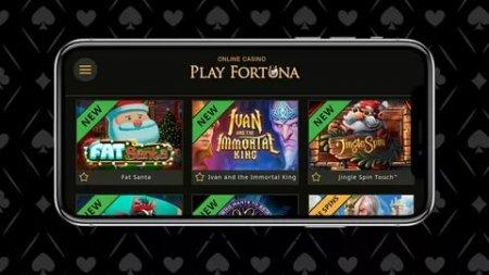 Скачать Play Fortuna на Андроид или секрет игры в мобильном казино