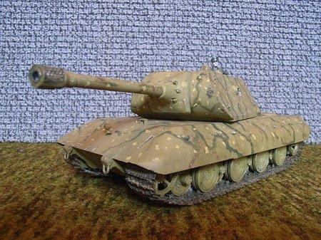 E50. Обзор среднего немецкого танка 9 уровня