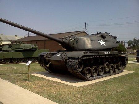 Тяжелые танки. Т110Е5