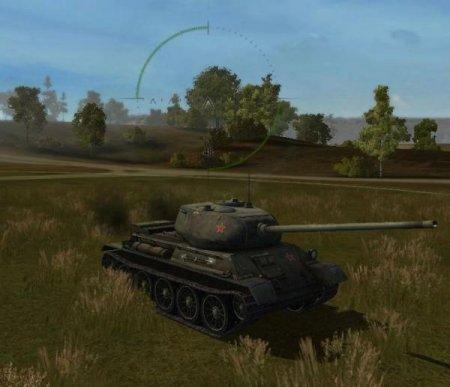 Тактика игры на Т-43