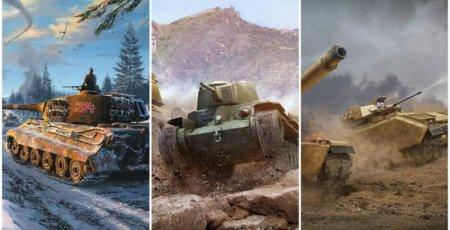 World of tanks и Armored Warfare. Обзор артиллерии