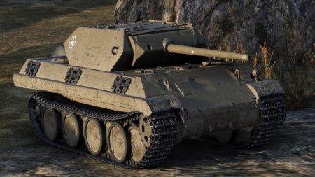 ПТ-САУ JagdPanther II. Гайд