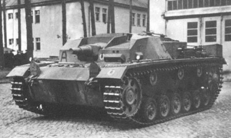 Пт-САУ. StuG III