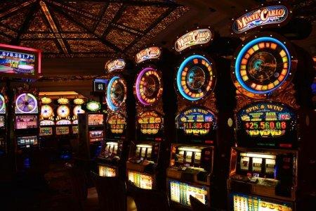Игровые автоматы от BetSoft в казино Эльдорадо