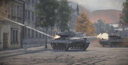 Играем за тяжелые танки
