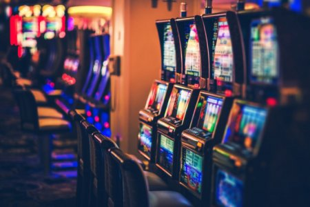 Казино Sol и автомат Slot-o-Pol Deluxe