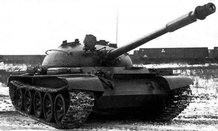 Сражения на Т-62А