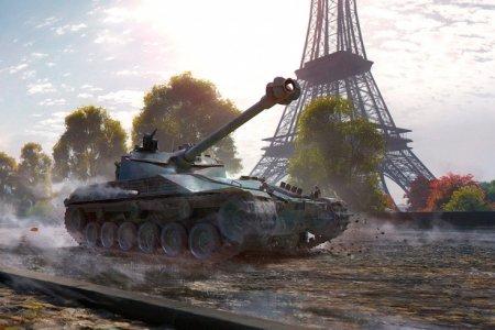 World of Tanks или Нелюбимые локации для игры