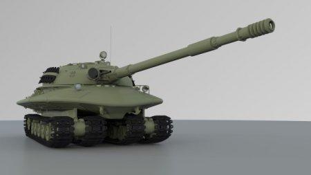 Объект 279р в World of Tanks. Часть первая
