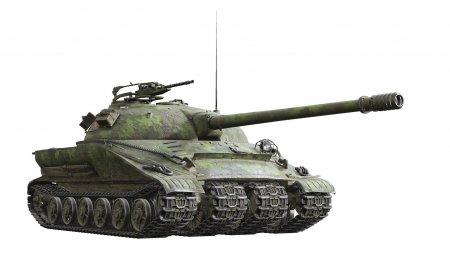 Объект 279р в World of Tanks. Часть вторая