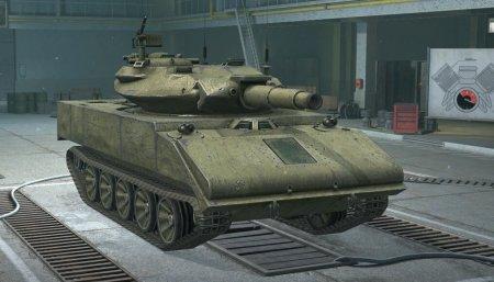 Баланс легких танков