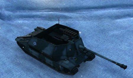 Премиумная противотанковая установка FCM36 Pak40