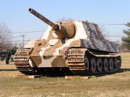 ПТ-САУ. Jagdtiger