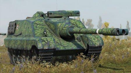 AMX-50 Foch. Прокачка