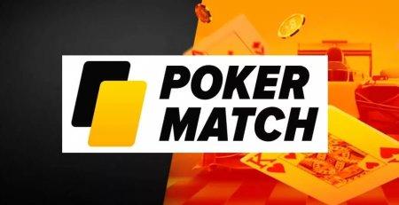 Играем в покер в казино Покер Матч