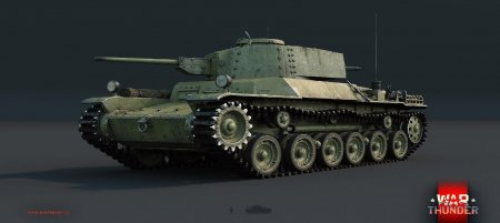 Обзор танка Type 1 Chi-He